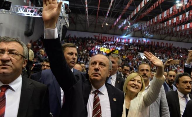 İşte CHP Cumhurbaşkanı adayı Muharrem İnce'nin hayatı