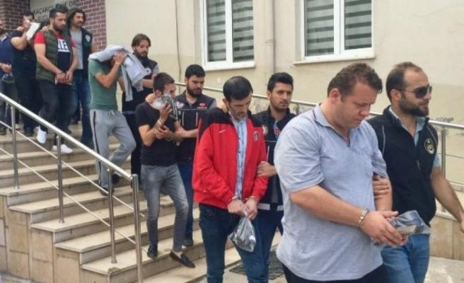 Narkotik Bursa'da yine göz açtırmadı! 14 gözaltı...