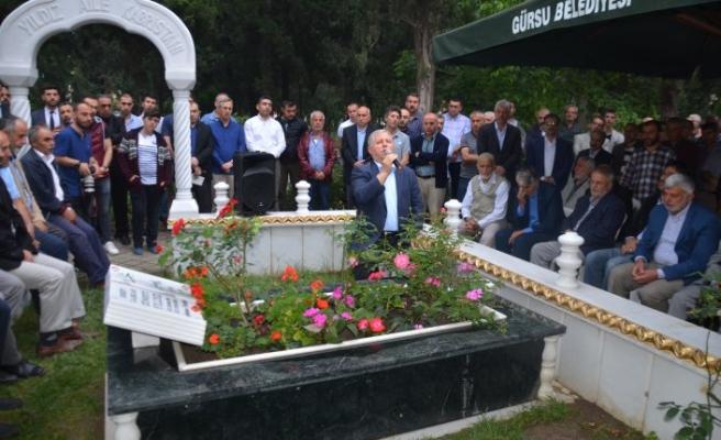 Şehit Belediye Başkanı iftar yemeği ile anıldı