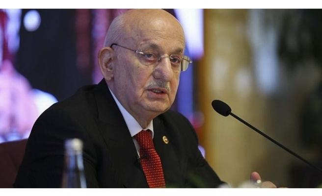 TBMM Başkanı İsmail Kahraman: Türkiye makas değiştirdi; 24 Haziran çok mühimdir