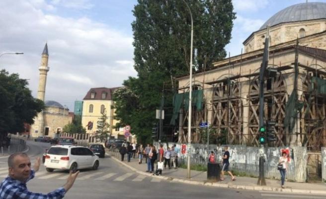 6 yıldır restore edilmeyen cami! UNESCO'ya Bursa'dan tepki