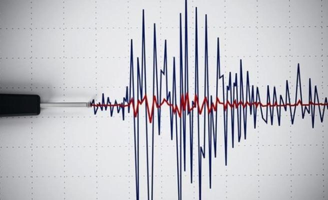 Azerbaycan'da deprem korkuttu!