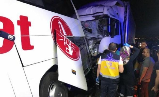 Bursa'da 2 kişinin öldüğü kazada büyük ihmal