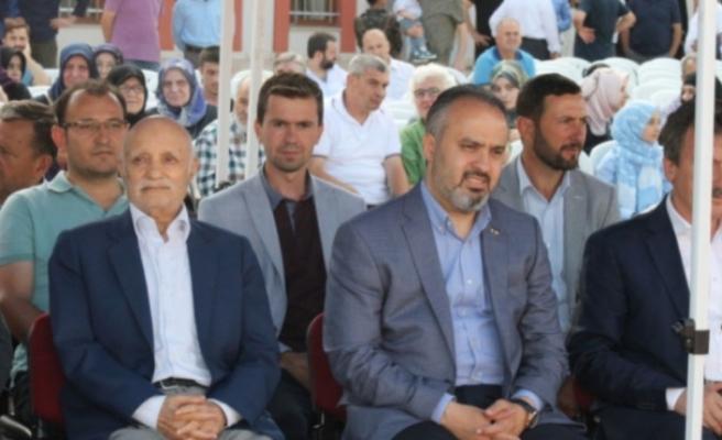 Bursa'da Büyük buluşmaya büyük ilgi