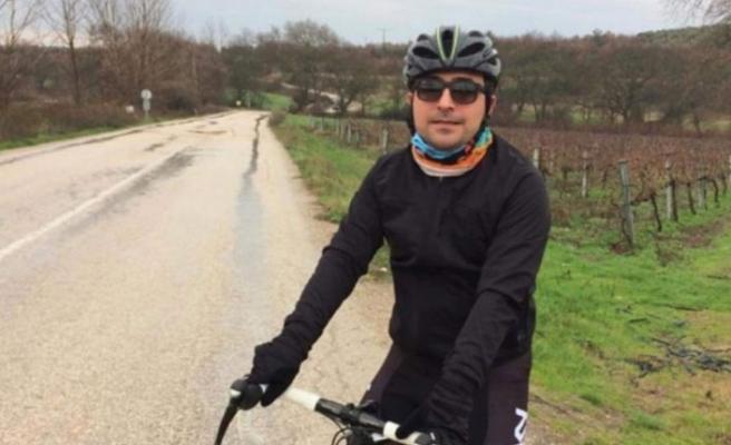 Bursa'da feci kaza! Banka müdürü bisiklet kazasında öldü!