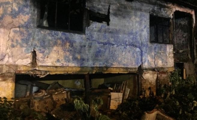 Bursa'da feci ölüm! Evin içinde yanarak can verdi