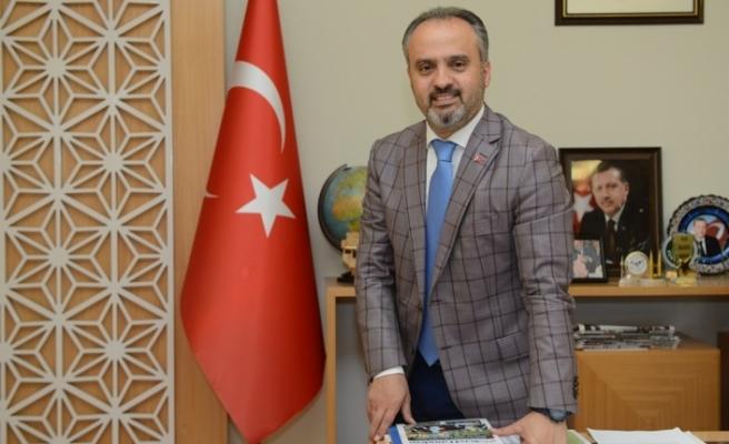 Bursa'da Millet Bahçesi hazırlıkları başladı
