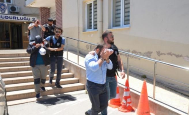 Bursa'da narkotik operasyonu! 54 kg. esrar ele geçirildi