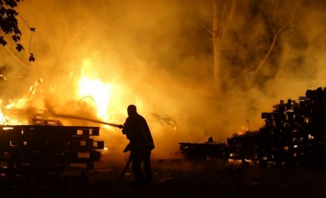Bursa'da sabaha karşı yangın çıktı! Erken müdahale faciayı önledi
