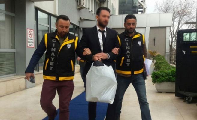 Bursa'da takım elbiseli sanığa mahkemeden tahliye