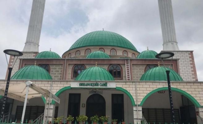Bursa'daki camide Türkiye'ye örnek olacak uygulama