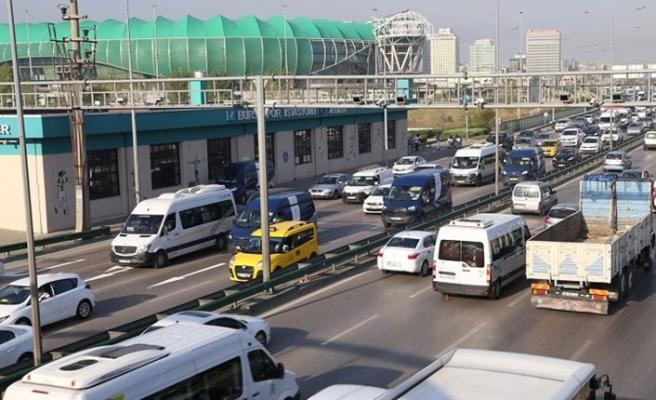 Bursa trafiğine miting ayarı!