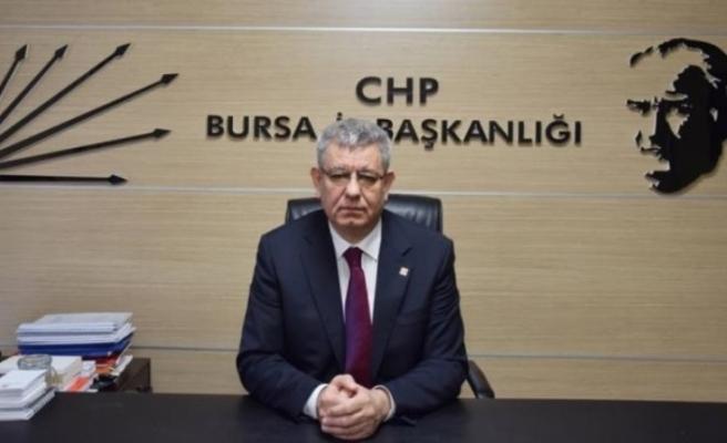 Süleyman Soylu'ya bir tepki de CHP Bursa İl Başkanı'ndan