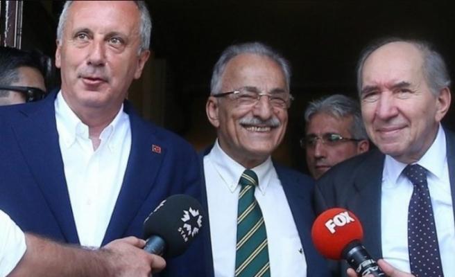 """CHP içinden flaş Muharrem İnce yorumu: """"Kemal Bey çekilirse memnuniyetle karşılayacak"""""""