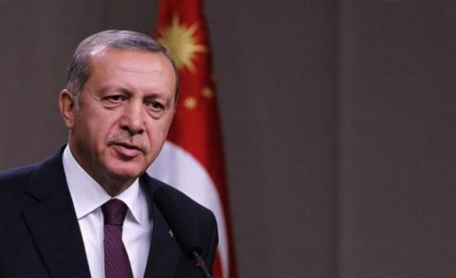 Cumhurbaşkanı Erdoğan'dan büyüme oranları ile ilgili ilk yorum!