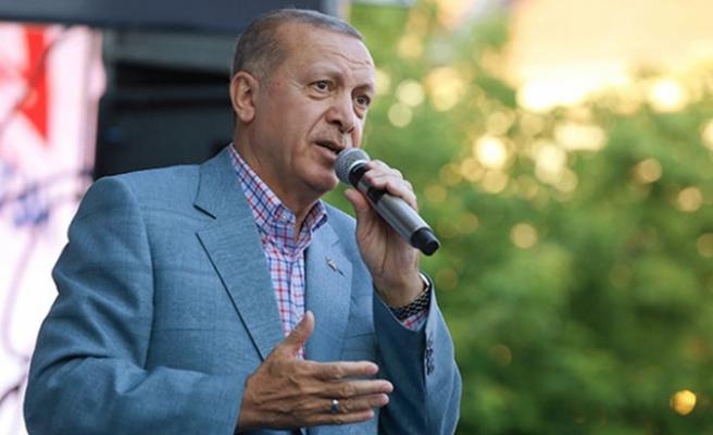 """Cumhurbaşkanı Erdoğan'dan flaş açıklama: """"Kimse Kürtlere devlet aramasın..."""""""