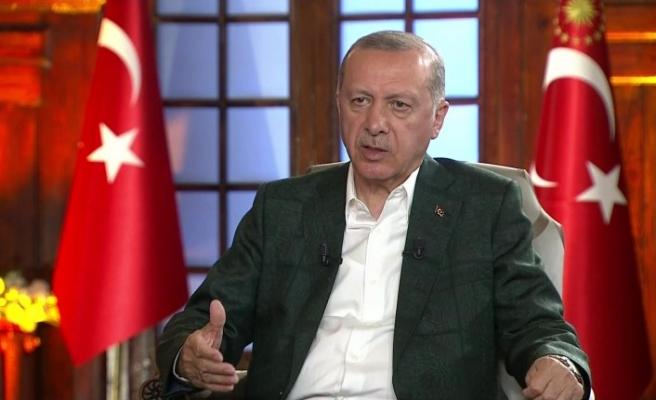 Cumhurbaşkanı Erdoğan'dan OHAL ve bedelli askerlik açıklaması