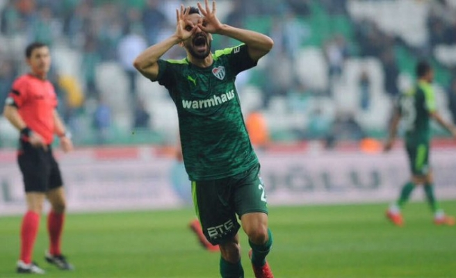 Dünya Kupası'nda Bursaspor'dan bir oyuncu daha