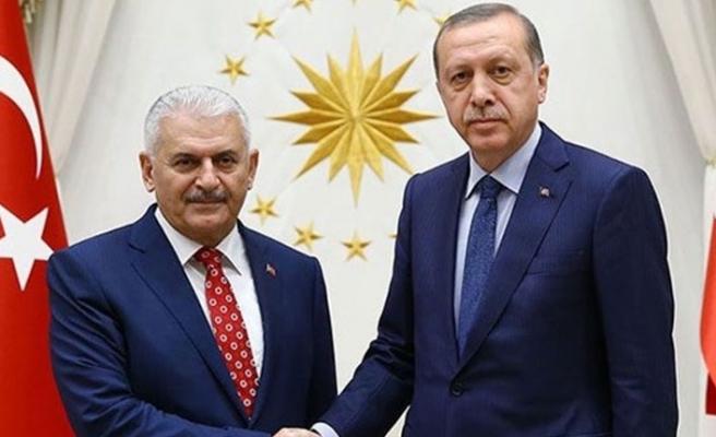 Erdoğan Yıldırım zirvesi sona erdi!