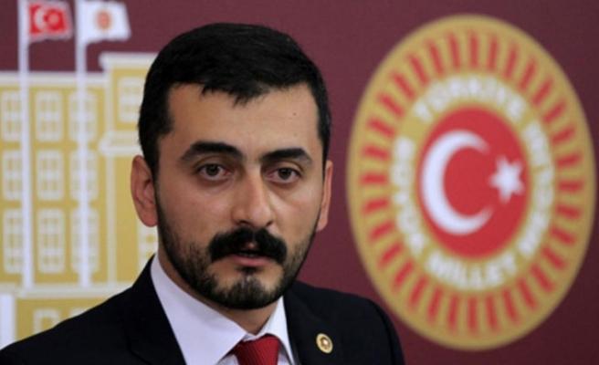 Eren Erdem gözaltına alındı!