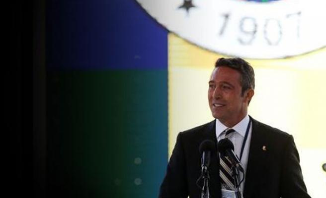 Fenerbahçe'ye başkan seçilen Ali Koç ilk açıklamasını yaptı