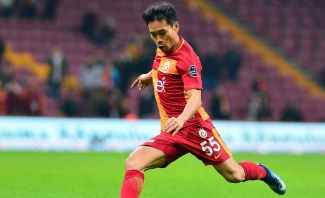 Galatasaray'da Nagamoto transferi sonlandı