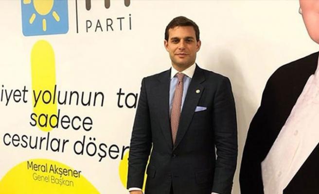İYİ Partili Aslan'dan falş AK Parti açıklaması: AK Parti'ye destek verebiliriz
