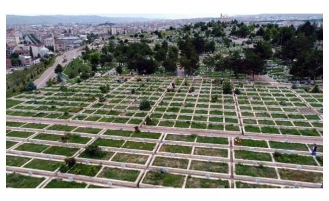 Mezarlıkta kentsel dönüşüm! Türkiye'de bir ilk