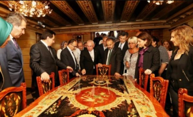 Nakış El Sanatları Müzesi hizmete açıldı