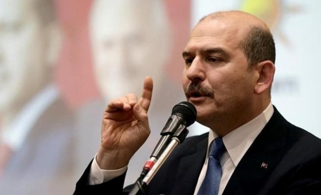 """Soylu'dan flaş Suruç açıklaması: """"Önceden kurgulanmış bir durum"""""""