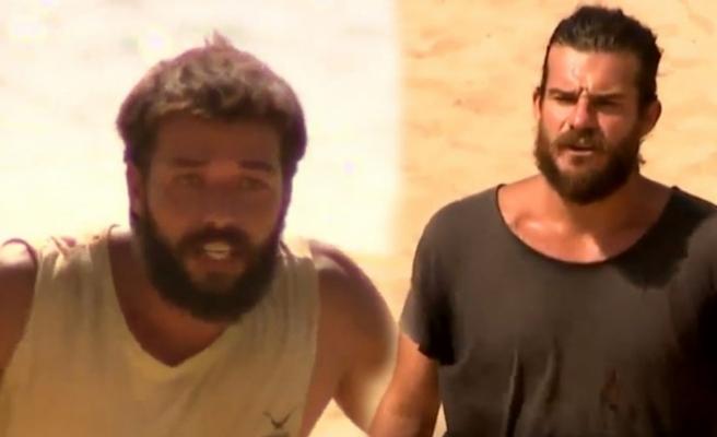 Survivor'da şok Hakan Hatipoğlu-Hilmi Cem kavgası