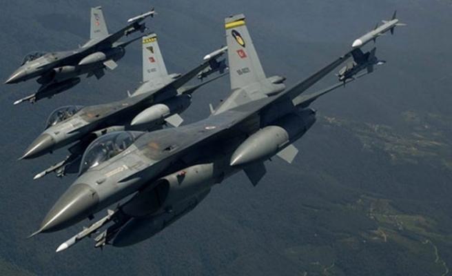 TSK açıkladı! Kuzey Irak'a hava harekatı
