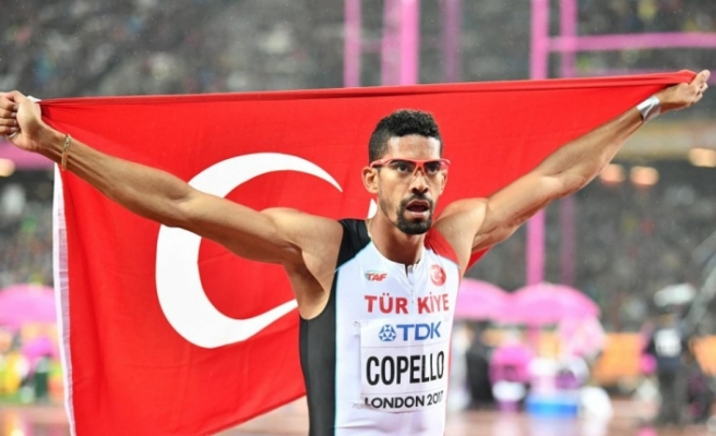 Yasmani Copello'dan Roma'da üçüncülük