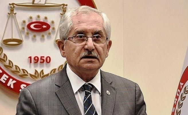 YSK Başkanı Güven kesin seçim sonuçlarının ne zaman açıklanacağını söyledi