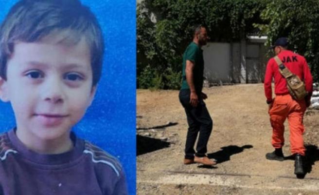 6 yaşındaki Ufuk Tatar'ı arama çalışmaları devam ediyor