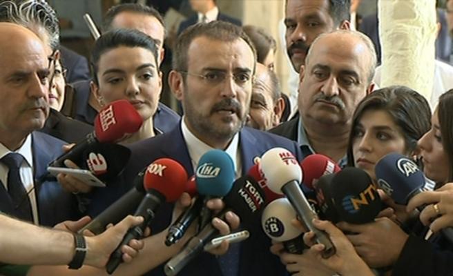 """AK Parti'den erken seçim ve cinsel istismar düzenlemesi açıklaması: """"Birinci önceliğimiz olacak"""""""