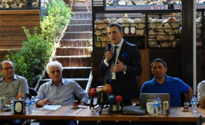 Bursa'da CHP'liler değişim istiyor!