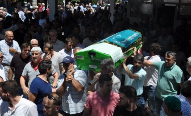Bursa'da siloda boğularak ölen işçi toprağa verildi