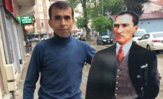 Bursa'da talihsiz ölüm! Kestiği ağacın altında kaldı