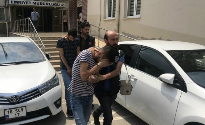 Bursa'da narkotik kuş uçurtmuyor! 3 kg. bonzai ele geçirildi