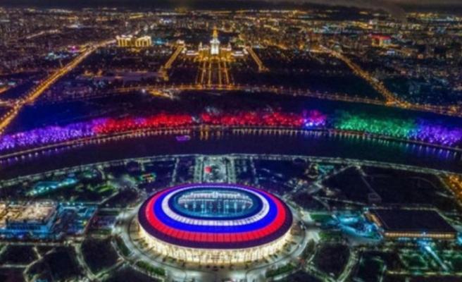 Dünya Kupası için Rusya'ya giden Türk taraftar gözaltına alındı