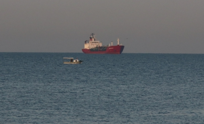 Faciadan kılpayı kurtuldular! İstanbul'da gemi kazası