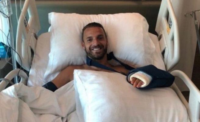 Fenerbahçe'den Soldado'nun sakatlığı ile ilgili açıklama