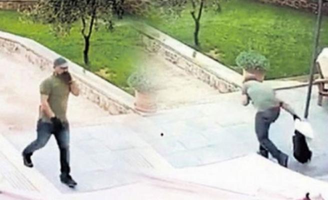 Hülya Avşar evine giren hırsızı kovaladı