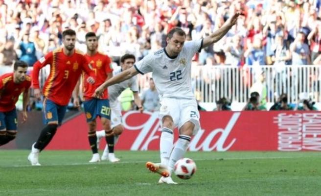 İspanya tamam, Rusya devam