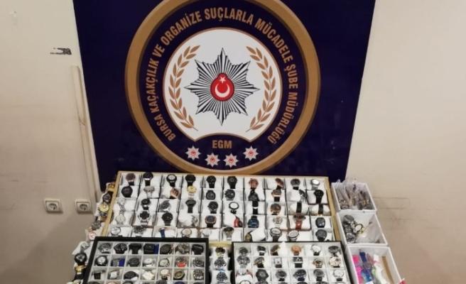 İstanbul'dan Bursa'ya geldi, kıskıvrak yakalandı! 150 bin TL'lik operasyon