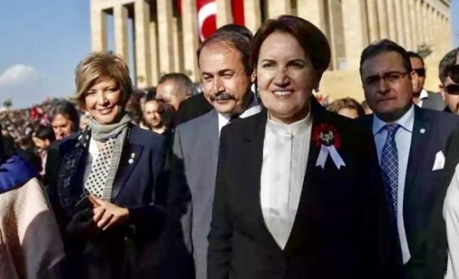 İYİ Parti kurucu üyesi istifa etti