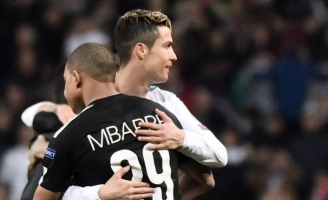 Ronaldo Juventus'a, Mbappe Real'e