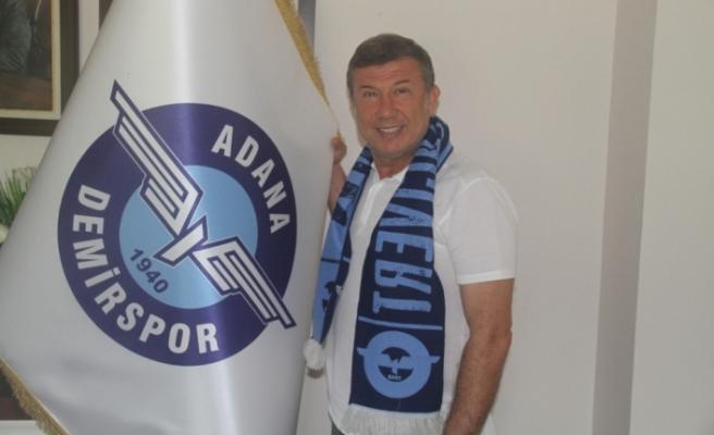 Tanju Çolak Adana Demirspor'da