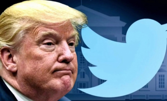 Trump Twitter'da 320 bin takipçisini kaybetti
